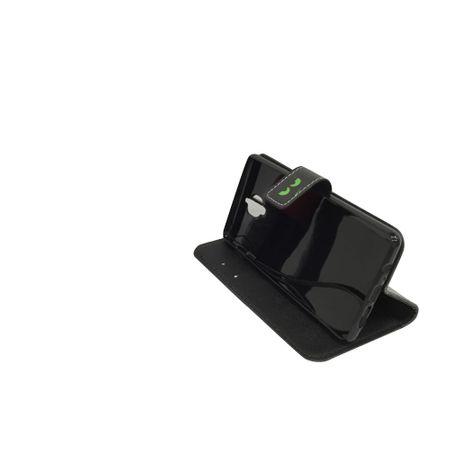 Handyhülle Tasche für Handy OnePlus 3 / Three Dont Touch My Phone Grün – Bild 6