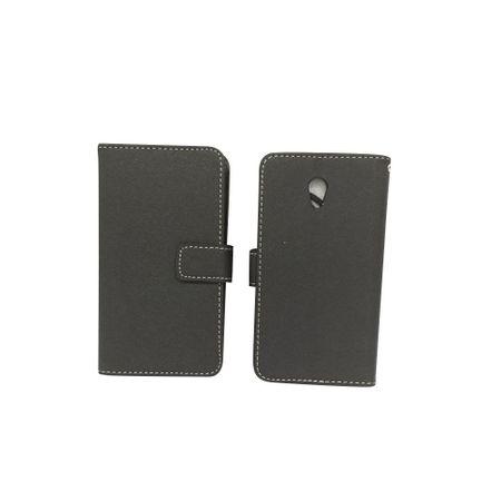 Handyhülle Tasche für Handy Vodafone Smart Prime 7 Schwarz – Bild 2