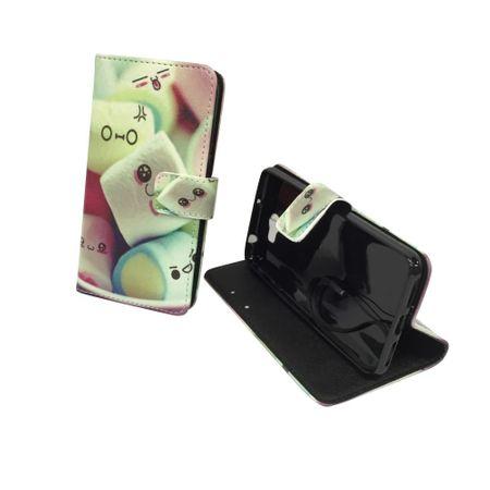 Handyhülle Tasche für Handy Huawei Y5 II / 2 Schriftzug Marshmallows – Bild 5