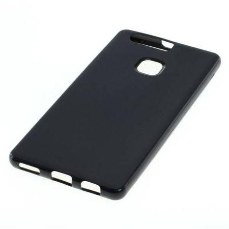 OTB TPU Case Handy Hülle Schutz Etui Bumper für Handy Huawei P9 Plus Schwarz Neu