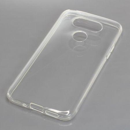 OTB TPU Case Handy Hülle Schutz Etui Bumper für Handy LG G5 / G5 SE Transparent