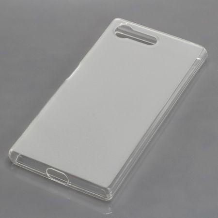 OTB TPU Case Handy Hülle Etui Schutz für Handy Sony Xperia X Compact Transparent