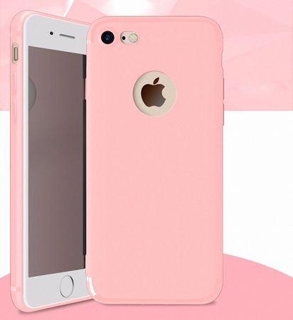 TPU Case für Apple iPhone 7 Rosa