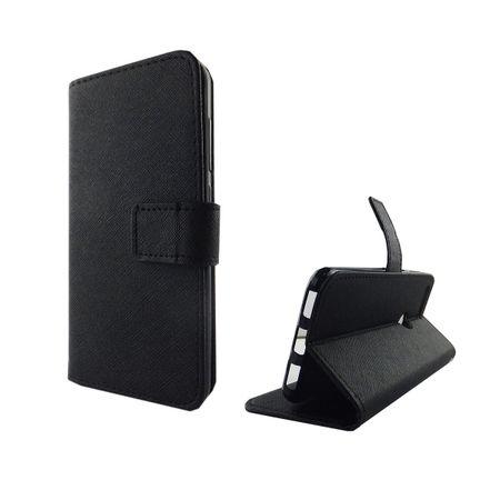 Handyhülle Tasche für Handy Google Pixel Schwarz