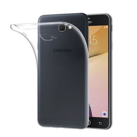 Samsung Galaxy A5 (2017) Transparent Case Hülle Silikon
