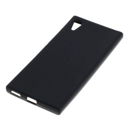 Handy Hülle TPU Schutz Case Bumper Schale für Sony Xperia XA1 Schwarz – Bild 2