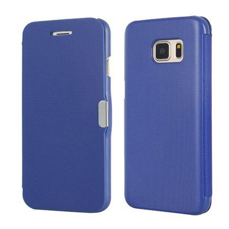 Flip Cover Schutzhülle Case Handyhülle Bookstyle für Samsung Galaxy S8+ Plus Blau – Bild 5