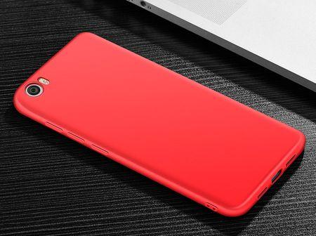 TPU Case für Samsung Galaxy S6 Edge Rot