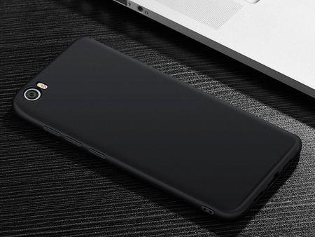 TPU Case für Huawei P8 Schwarz
