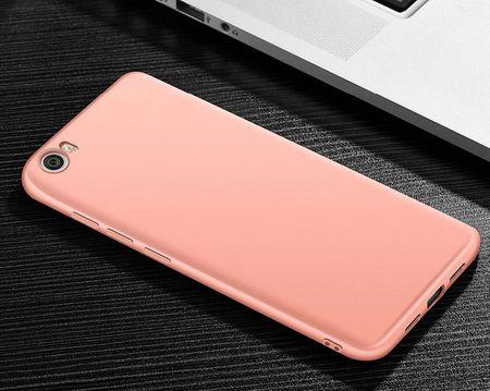 TPU Case für Xiaomi Mi 5s Plus Rosa