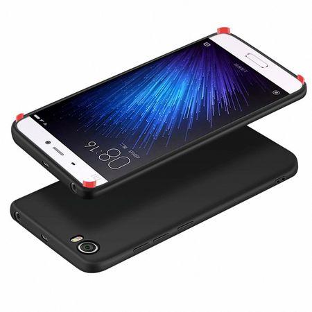 TPU Case für Xiaomi Mi 5s Plus Rosa – Bild 3