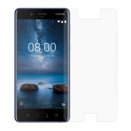 Nokia 8 Displayschutzfolie 9H Verbundglas Panzer Schutz Glas Tempered Glas – Bild 2