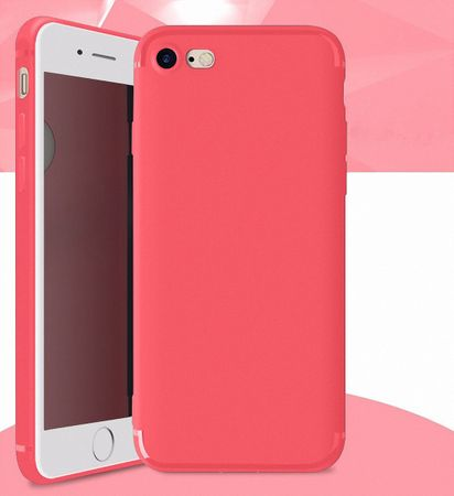TPU Case für Apple iPhone 8 Pink