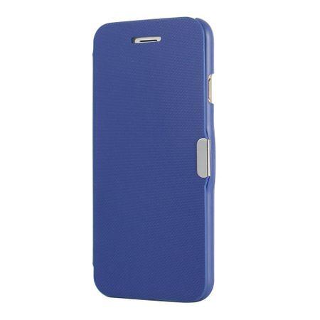 Flip Cover Schutzhülle Case Handyhülle Bookstyle für Apple iPhone 5 / 5s / SE Blau – Bild 4