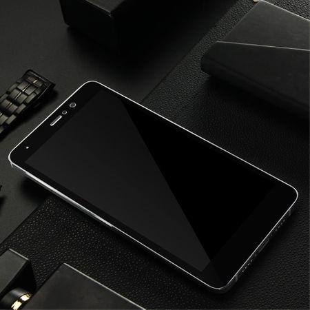 Xiaomi Redmi Note 5A 3D Panzer Glas Folie Display 9H Schutzfolie Hüllen Case Schwarz – Bild 3