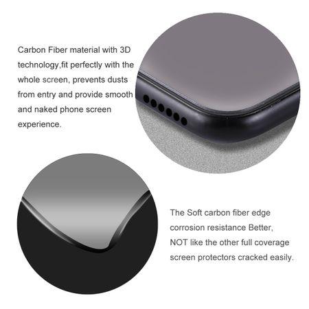 Huawei P10 Plus 3D Panzer Glas Folie Display 9H Schutzfolie Hüllen Case Weiß – Bild 4