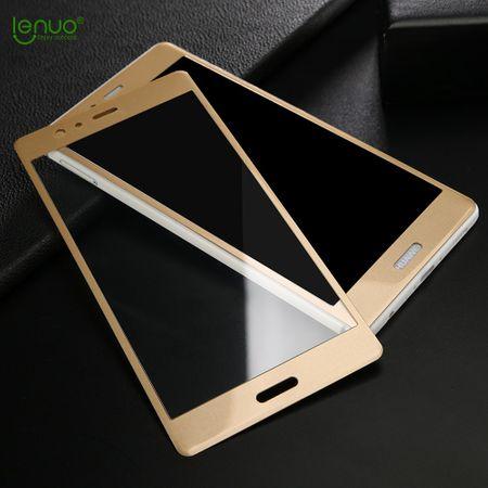 Huawei Mate 9 3D Panzer Glas Folie Display 9H Schutzfolie Hüllen Case Gold – Bild 3