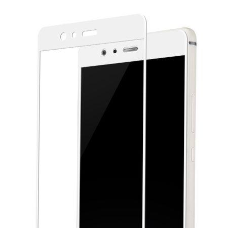 Huawei Mate 10 3D Panzer Glas Folie Display 9H Schutzfolie Hüllen Case Weiß – Bild 2