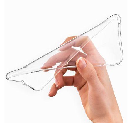 Handy Hülle für Wiko Jerry 2 Transparent Smartphone Cover Bumper Schale Etuis – Bild 2