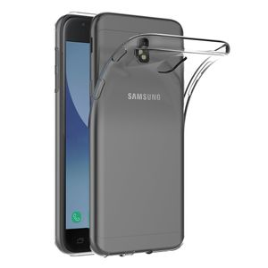 Samsung Galaxy J3 (2017) Transparent Case Hülle Silikon