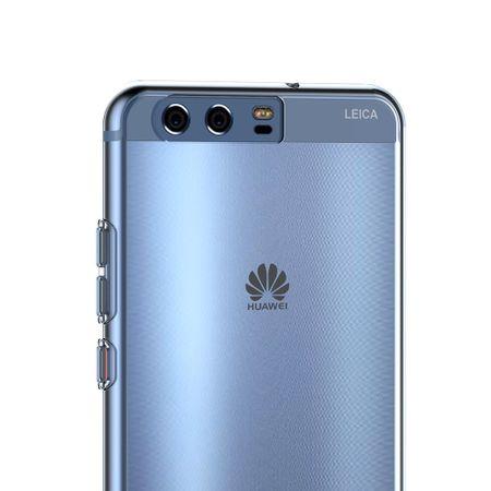 Huawei P10 Transparent Case Hülle Silikon – Bild 3