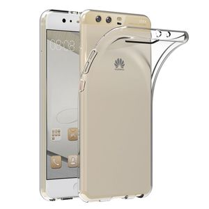 Huawei P10 Plus Transparent Case Hülle Silikon
