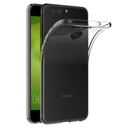 Huawei Nova 2 Plus Transparent Case Hülle Silikon
