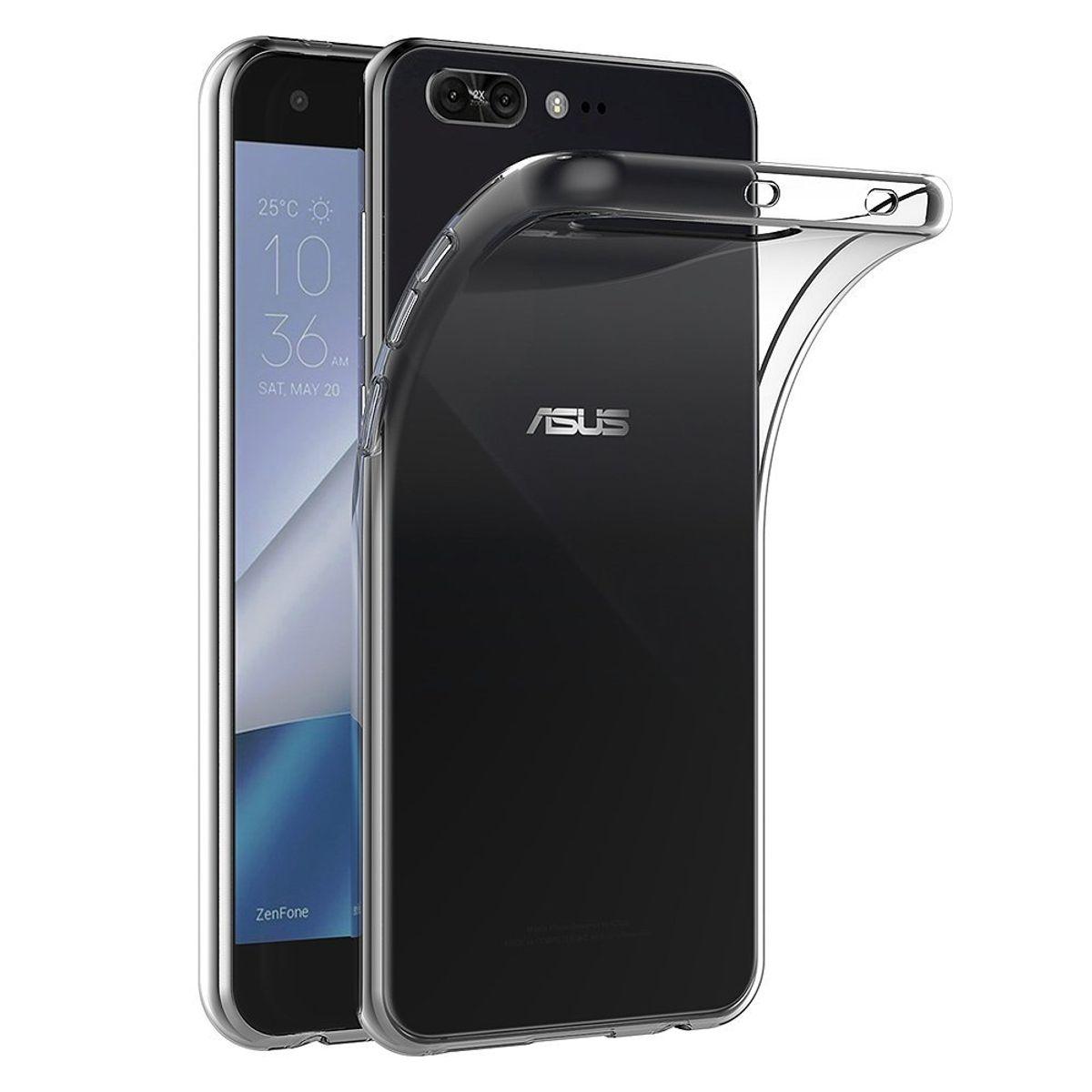 ASUS Zenfone 4 Pro ZS551KL Transparent Case Hulle Silikon