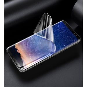Panzer Folie 3D für Samsung Galaxy S9 Plus Display Schutz Folie Full Cover KLAR – Bild 6