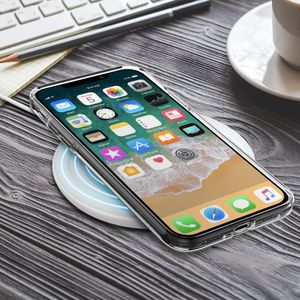 Apple iPhone X Transparent Case Hülle Silikon – Bild 5