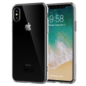 Apple iPhone X Transparent Case Hülle Silikon – Bild 6