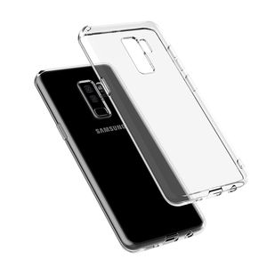 Samsung Galaxy S9 Plus Transparent Case Hülle Silikon – Bild 4