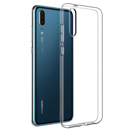 Huawei P20 Transparent Case Hülle Silikon – Bild 2