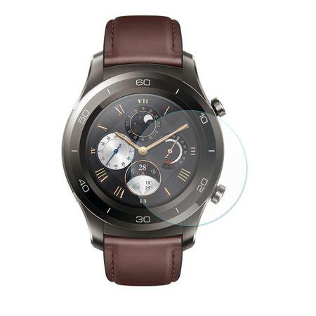 Huawei Watch 2 2018 Displayschutzfolie 9H Verbundglas Panzer Schutz Glas Tempered Glas