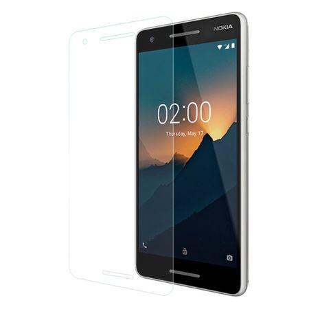 Nokia 2.1 Displayschutzfolie 9H Verbundglas Panzer Schutz Glas Tempered Glas – Bild 2