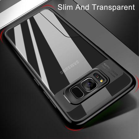 Ultra Slim Case für Samsung Galaxy J6 2018 Handyhülle Schutz Cover Schwarz – Bild 4