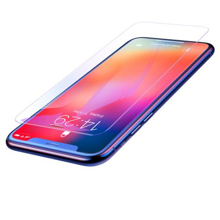 Apple iPhone XS Max Displayschutzfolie 9H Verbundglas Panzer Schutz Glas Tempered Glas