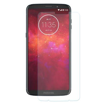 Motorola Moto Z3 Play Displayschutzfolie 9H Verbundglas Panzer Schutz Glas Tempered Glas