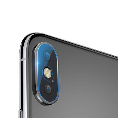 Apple iPhone XS Max Kamera Glas Kameraschutz – Bild 2