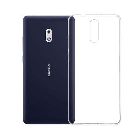 Nokia 2.1 Transparent Case Hülle Silikon