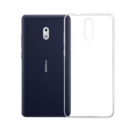 Nokia 2.1 Transparent Case Hülle Silikon – Bild 2