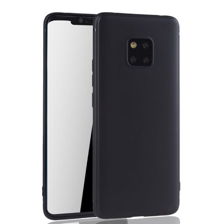 Huawei Mate 20 Pro Handyhülle Schutzcase Backcover Tasche Hülle Case Schwarz – Bild 2