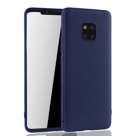 Huawei Mate 20 Pro Handyhülle Schutzcase Backcover Tasche Hülle Case Etuis Blau – Bild 2