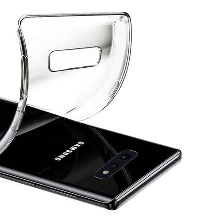 Samsung Galaxy S10e Handyhülle Case Hülle Silikon Transparent – Bild 2