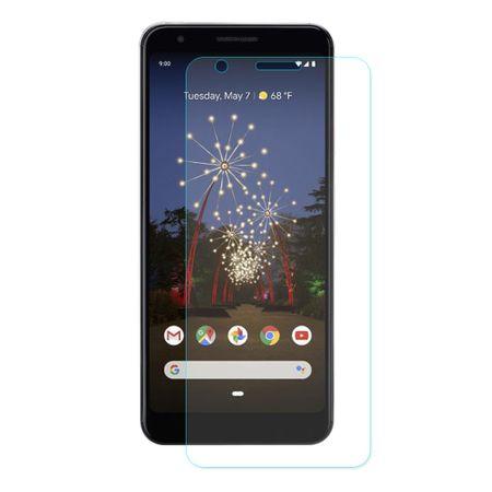 Google Pixel 3a XL Panzer Schutz Display Glas Panzerfolie 9H Echtglas - 1 Stück