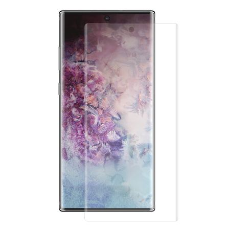 Panzer Folie 3D für Samsung Galaxy Note 10 Plus Display Schutz Folie Full Cover Klar