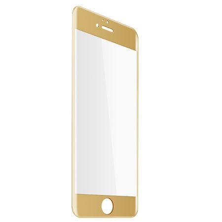 Apple iPhone 7 3D Panzer Glas Folie Display Schutzfolie Hüllen Case Gold – Bild 3