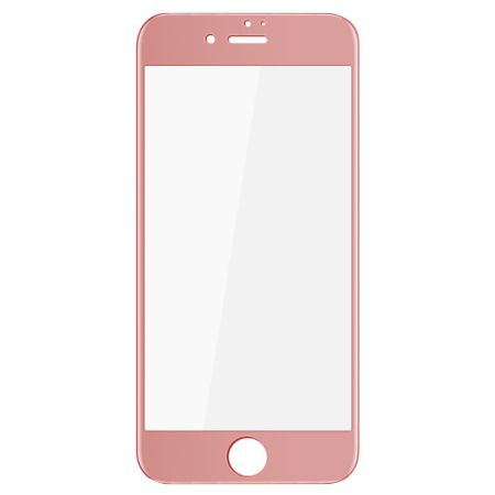 Apple iPhone 7 3D Panzer Glas Folie Display Schutzfolie Hüllen Case Rose