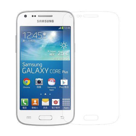 Samsung Galaxy Core Plus Displayschutzfolie 9H Verbundglas Panzer Schutz Glas Tempered Glas