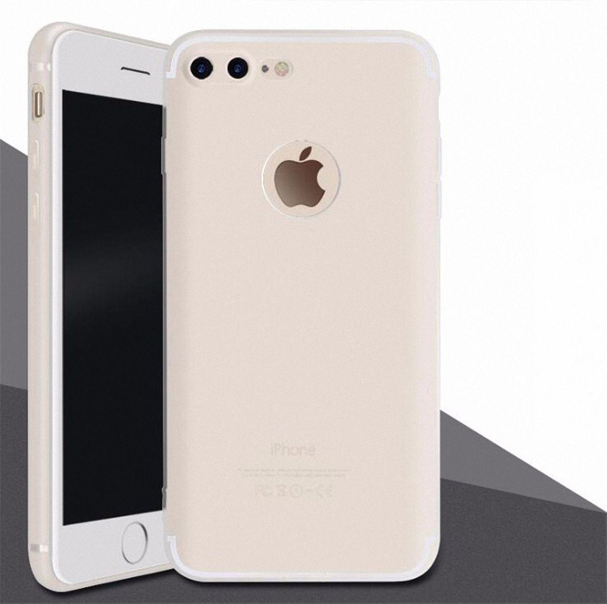 TPU Case für Apple iPhone 8 Transparent
